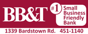 BB&T is conveniently located in the heart of the Highlands with ATM and 3 drive-up lanes.  Branch Manager Robin and assistant Lindsey are ready to help with all of your banking needs!