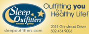 Sleep Outfitters... Outfitting you for a Healthy Life!
