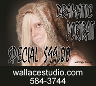 Wallace Studio since 1942.. Senior Portraits, Families, Glam... anything you want!  Official Photographer of TheHighlandsOfLouisville.com!